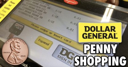 Penny Shopping at Dollar General for Beginners