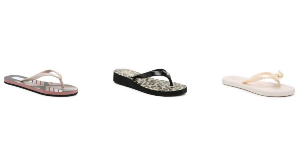 DSW - Kate Spade Sandals 3 for $35 +