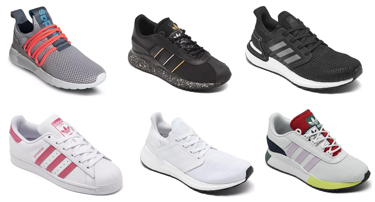 Adidas Shoes Up To 70% OFF - Today Only - The Freebie Guy