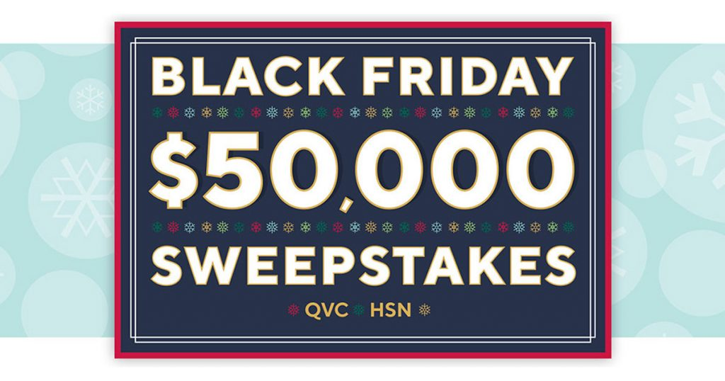 Hsn Qvc Black Friday Sweepstakes And Instant Win Game The Freebie Guy